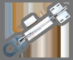 固定型ハンドルインナー ロールバープラケット